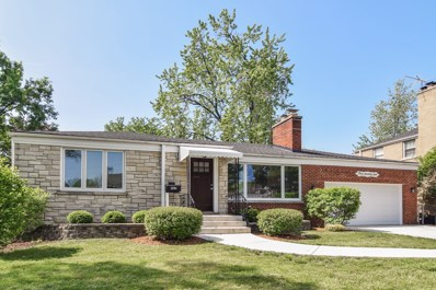 422 E Webster Avenue, Elmhurst, IL 60126 - MLS#: 09976188