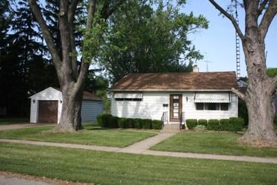 819 Bunker Street, Woodstock, IL 60098 - #: 09976222