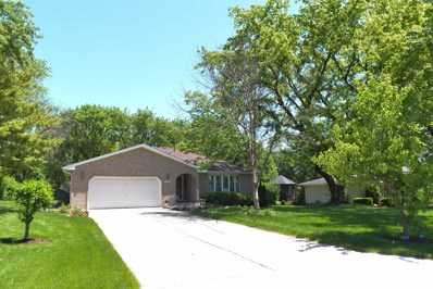 6801 Bentley Avenue, Darien, IL 60561 - #: 09976253