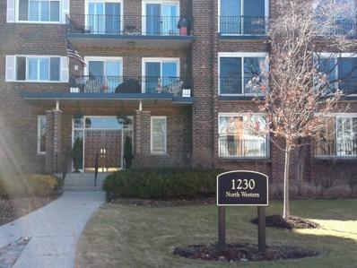 1230 N Western Avenue UNIT 105, Lake Forest, IL 60045 - MLS#: 09976485