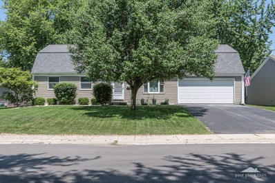 124 Circle Drive West, Montgomery, IL 60538 - MLS#: 09976523