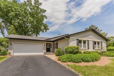 4136 Crimson Drive, Hoffman Estates, IL 60192 - MLS#: 09976795