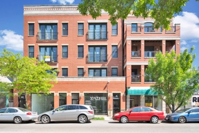 1836 W Belmont Avenue UNIT 3, Chicago, IL 60657 - #: 09976812