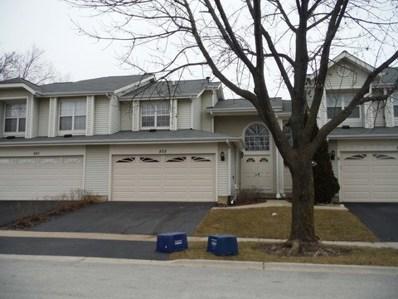 859 Dracut Lane, Schaumburg, IL 60173 - MLS#: 09976893