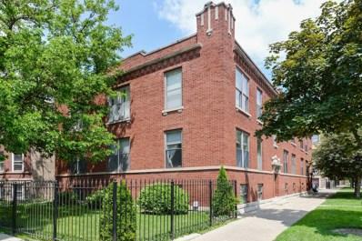 3226 W Sunnyside Avenue UNIT 1W, Chicago, IL 60625 - MLS#: 09977365