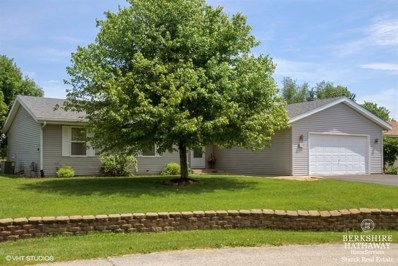 105 HARVEST MOON Trail, Capron, IL 61012 - #: 09977554