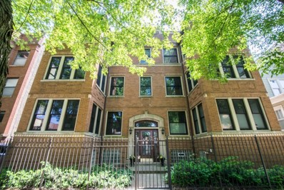 1439 W CATALPA Avenue UNIT 3W, Chicago, IL 60640 - MLS#: 09977562