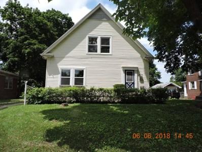 901 W Voorhees Street, Danville, IL 61832 - MLS#: 09977600