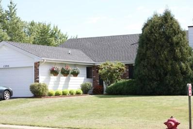 1395 Nautilus Lane, Hanover Park, IL 60133 - #: 09977658