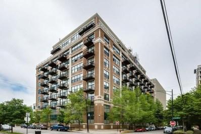 221 E Cullerton Street UNIT 614, Chicago, IL 60616 - MLS#: 09977697