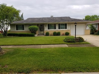 8 Evergreen Street, Elk Grove Village, IL 60007 - #: 09977914
