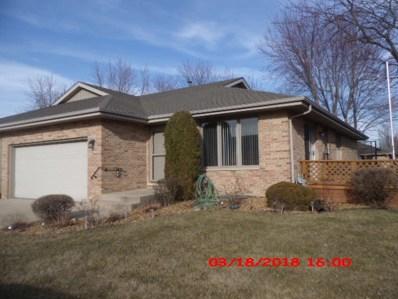 810 Cobblestone Lane, Elwood, IL 60421 - #: 09978066