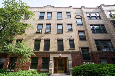 5415 S Dorchester Avenue UNIT 1W, Chicago, IL 60615 - MLS#: 09978673