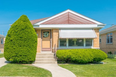 7529 N Odell Avenue, Chicago, IL 60631 - MLS#: 09978738