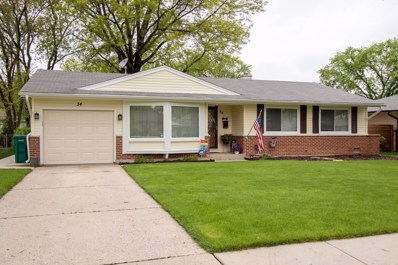 34 Evergreen Street, Elk Grove Village, IL 60007 - #: 09978934