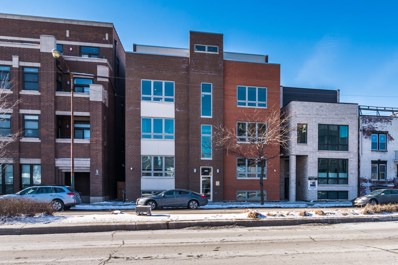 2736 N Ashland Avenue UNIT 3S, Chicago, IL 60614 - MLS#: 09979367