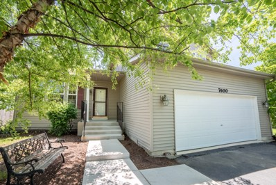 7600 Red Oak Drive, Plainfield, IL 60586 - MLS#: 09979636
