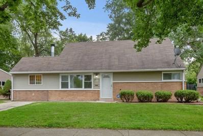117 Walnut Street, Park Forest, IL 60466 - MLS#: 09979734