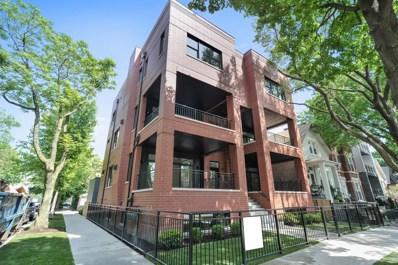 2165 N Claremont Avenue UNIT 1S, Chicago, IL 60647 - MLS#: 09979915