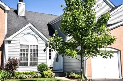 1845 Princeton Court UNIT 1845, Gurnee, IL 60031 - MLS#: 09980052
