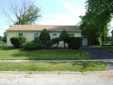 4729 Laurel Drive, Richton Park, IL 60471 - MLS#: 09980233
