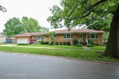 9601 Robertson Avenue, Oak Lawn, IL 60453 - #: 09980246