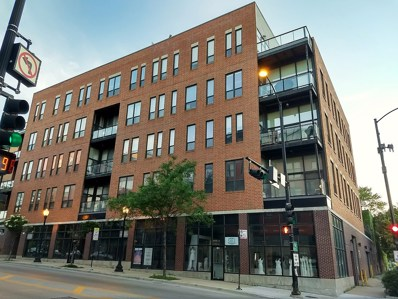 1610 S Halsted Street UNIT 503, Chicago, IL 60608 - MLS#: 09980251