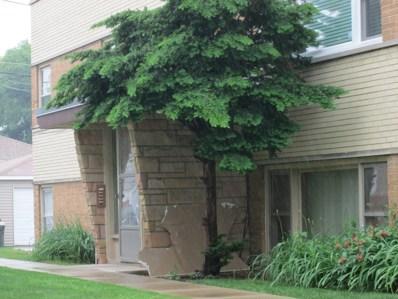 3512 Warren Avenue UNIT 5, Bellwood, IL 60104 - MLS#: 09980649