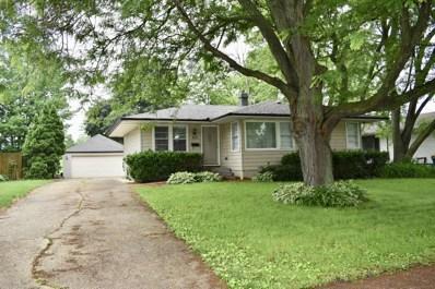 813 Sharon Drive, Dekalb, IL 60115 - MLS#: 09980657