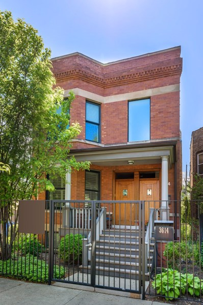 3614 N Bell Avenue, Chicago, IL 60618 - MLS#: 09980976