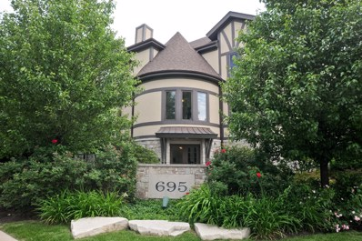 695 Roger Williams Avenue UNIT 203, Highland Park, IL 60035 - MLS#: 09981103