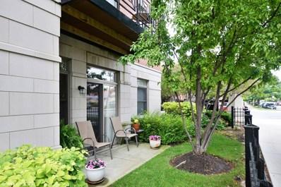 757 W 14TH Place UNIT 1B, Chicago, IL 60607 - MLS#: 09981182