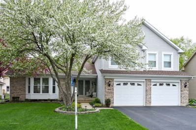 1560 Crowfoot Circle SOUTH, Hoffman Estates, IL 60169 - MLS#: 09981273