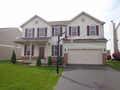813 Timber Lake Drive, Antioch, IL 60002 - MLS#: 09981326
