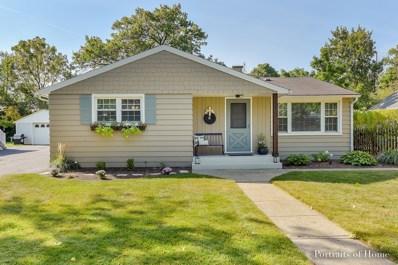 304 E Fox Road, Yorkville, IL 60560 - MLS#: 09981368