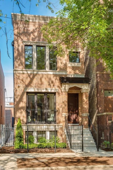 1616 N Winchester Avenue, Chicago, IL 60622 - MLS#: 09981703