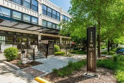 1150 W 15th Street UNIT 304, Chicago, IL 60608 - MLS#: 09981829