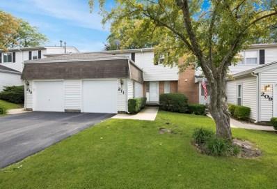 211 Monroe Road, Bolingbrook, IL 60440 - MLS#: 09982031