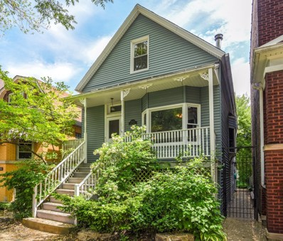 3623 N Leavitt Street, Chicago, IL 60618 - MLS#: 09982350