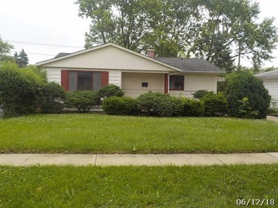 321 E Norman Lane, Wheeling, IL 60090 - MLS#: 09982363