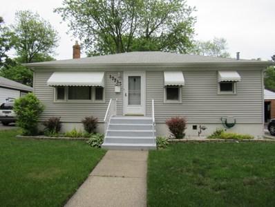 17735 Burnham Avenue, Lansing, IL 60438 - MLS#: 09982423
