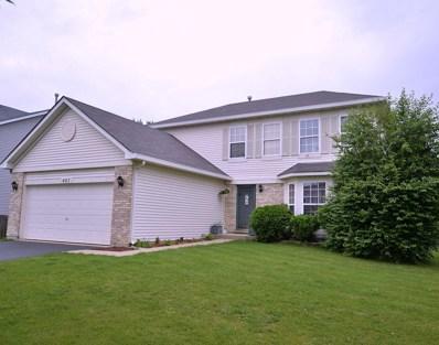 407 Melissa Circle, Romeoville, IL 60446 - MLS#: 09982647
