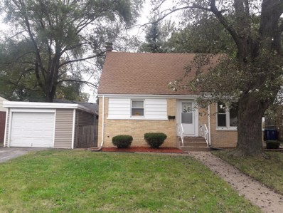 1633 Shirley Drive, Calumet City, IL 60409 - MLS#: 09982768