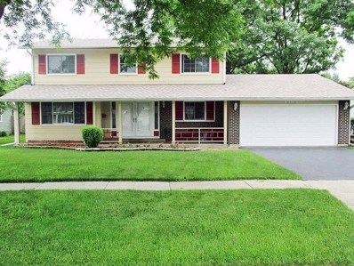 1383 Cumberland Circle WEST, Elk Grove Village, IL 60007 - #: 09982800