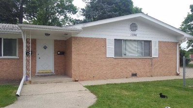 1396 Wing Street UNIT 4, Elgin, IL 60123 - #: 09982829