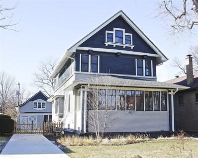 1125 Wisconsin Avenue, Oak Park, IL 60304 - #: 09982965