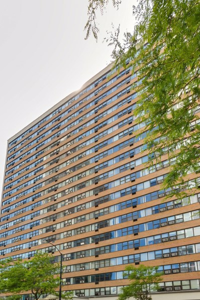 6030 N SHERIDAN Road UNIT 510, Chicago, IL 60660 - MLS#: 09982967