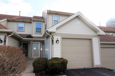 1085 HORIZON RIDGE, Lake In The Hills, IL 60156 - MLS#: 09982968