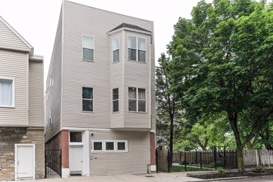 1709 N Kimball Avenue, Chicago, IL 60647 - MLS#: 09983047