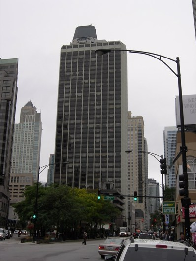 2 E Oak Street UNIT 1708, Chicago, IL 60611 - #: 09983087
